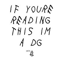 Drake Delta Gamma by hforhood