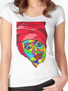 Soul Sister #10 Women's Fitted Scoop T-Shirt