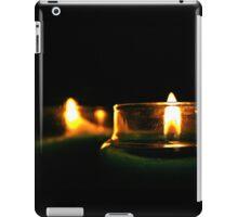Candle Light iPad Case/Skin