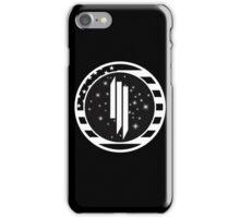 Skrillex US Flag Logo iPhone Case/Skin