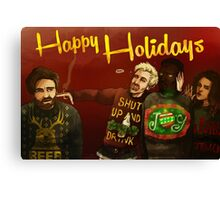 Happy Ugly Sweater Days! Canvas Print