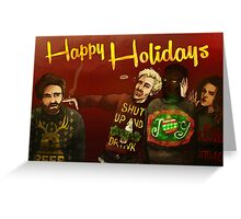 Happy Ugly Sweater Days! Greeting Card