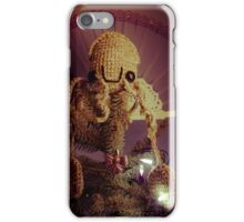 Squid Sun God iPhone Case/Skin