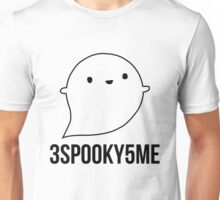 Spooky Ghost Unisex T-Shirt