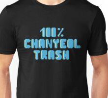 100% Chanyeol trash Unisex T-Shirt