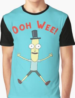 Ooh Wee! Mr. Poopy Butthole Graphic T-Shirt