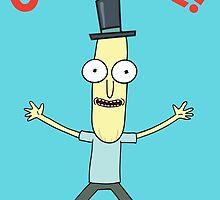 Ooh Wee! Mr. Poopy Butthole by amazitova