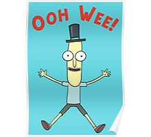 Ooh Wee! Mr. Poopy Butthole Poster
