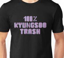 100% Kyungsoo trash Unisex T-Shirt