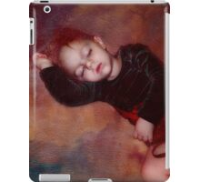 Sleeping angel iPad Case/Skin