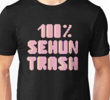 100% Sehun trash Unisex T-Shirt