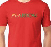 Flash/Arrow Flarrow Design Unisex T-Shirt