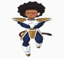 The Boondocks|Huey Freeman|Dragon Ball Z by MP17
