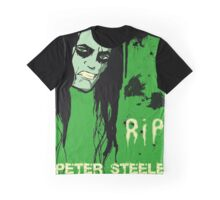 Peter Steele TYPE O NEGATIVE AMR (1) Graphic T-Shirt