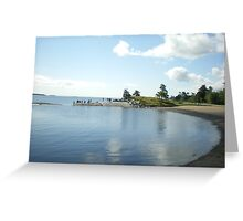 Point Pleasant Park, Nova Scotia, Canada Greeting Card