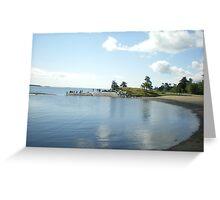 Point Pleasant Park, Nova Scotia, Canada Greeting Card