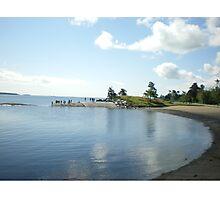 Point Pleasant Park, Nova Scotia, Canada Photographic Print