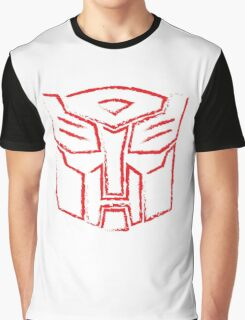 Autobot Paint Graphic T-Shirt
