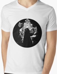 Léthargie Mens V-Neck T-Shirt