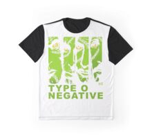 Peter Steele TYPE O NEGATIVE AMR (7) Graphic T-Shirt