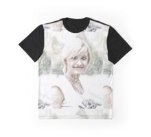 Gercke - Colored Pencil Art Graphic T-Shirt