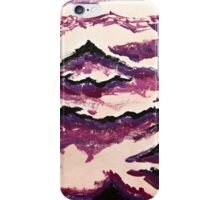 Mountains from the Air iPhone Case/Skin