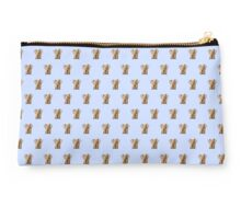 Flying Pig Seamless Pattern Studio Pouch