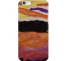 Rising in the East iPhone Case/Skin