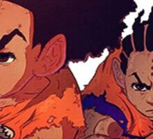 The Boondocks|Dragon Ball Z Sticker
