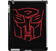 Autobot Paint iPad Case/Skin