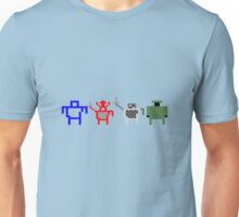 Pixel Evolution Unisex T-Shirt
