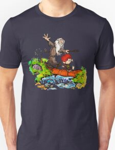 Gandalf and Bilbo T-Shirt