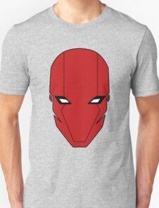 Red Hood Helmet T-Shirt