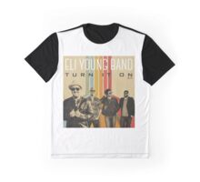 ELI YOUNG BAND TURN IT ON AMR Graphic T-Shirt