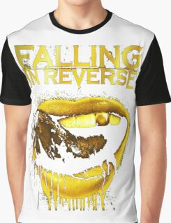 Falling In Reverse Tour  AMR Graphic T-Shirt