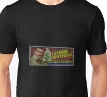mustache marshall Unisex T-Shirt
