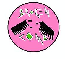 BrokenComb Basic logo by brokencomb