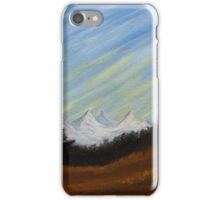 Mountains in Colorado iPhone Case/Skin