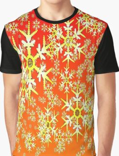 Snow Patterns TWO Graphic T-Shirt