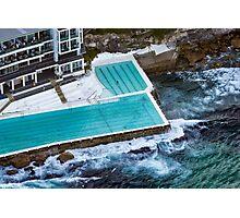 Bondi Icebergs Photographic Print