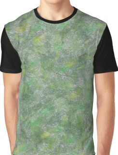 Holo with Leaves Graphic T-Shirt