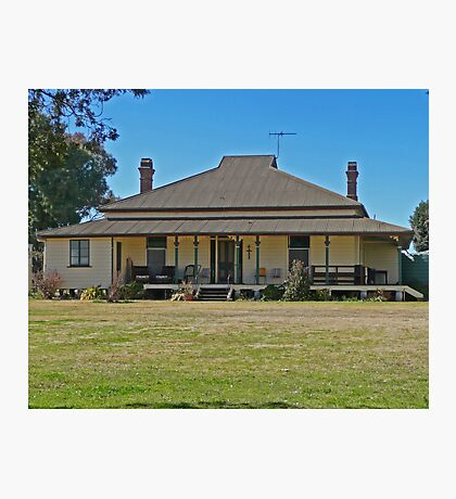Homestead, Allora, Queensland, Australia Photographic Print