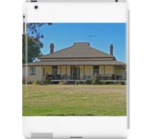 Homestead, Allora, Queensland, Australia iPad Case/Skin