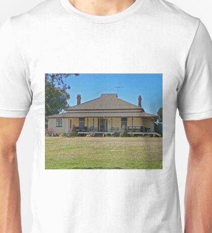 Homestead, Allora, Queensland, Australia Unisex T-Shirt