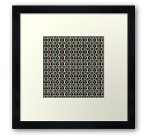 Abstract Pattern #9 Framed Print