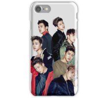 iKON whats wrong iPhone Case/Skin