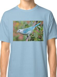 Blue Tanager Classic T-Shirt