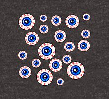 Eyeballs All Over! Peeper Print Unisex T-Shirt