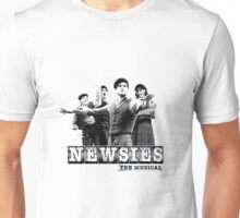 I just really like newsies ok Unisex T-Shirt