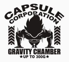 Gravity Chamber Baby Tee